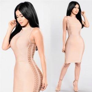 Fashion Nova Sexy Mini Dress NWTO